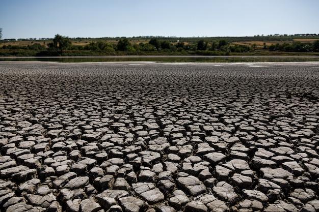 Image avec sécheresse