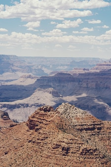 Images naturelles du grand canyon en arizona, états-unis