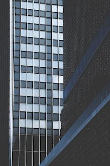 Immeuble de bureaux d'architecture moderne