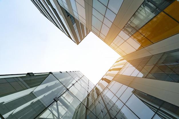 Immeuble de bureaux du centre financier