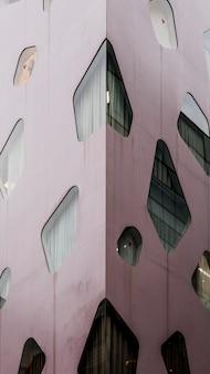 Immeubles de bureaux modernes dans la ville