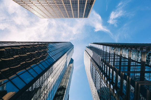 Les immeubles de grande hauteur à philadelphie, aux états-unis