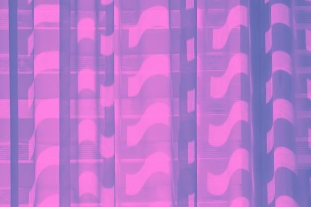 Impression de fond abstrait. courbes de la lumière du soleil. contexte créatif.