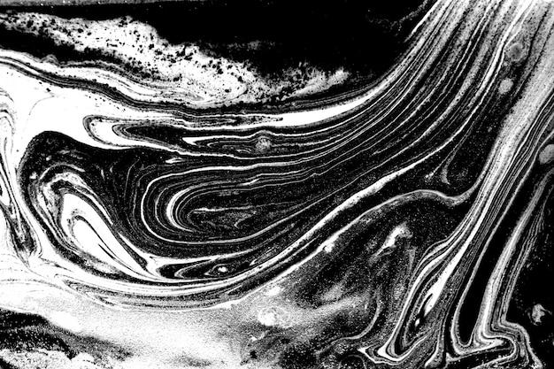 Impression de fond abstrait monochrome