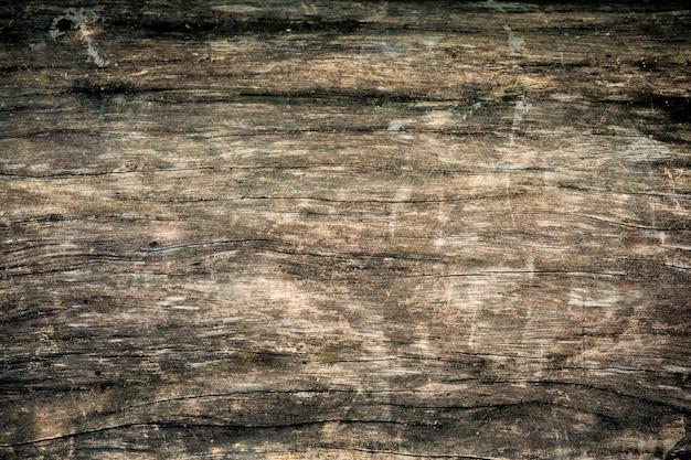 Impression de fond en bois grunge