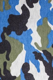 Impression de fond de camouflage.