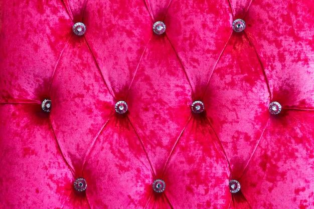 Impression de fond chaise luxe rose