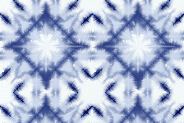 Impression de fond shibori tie dye