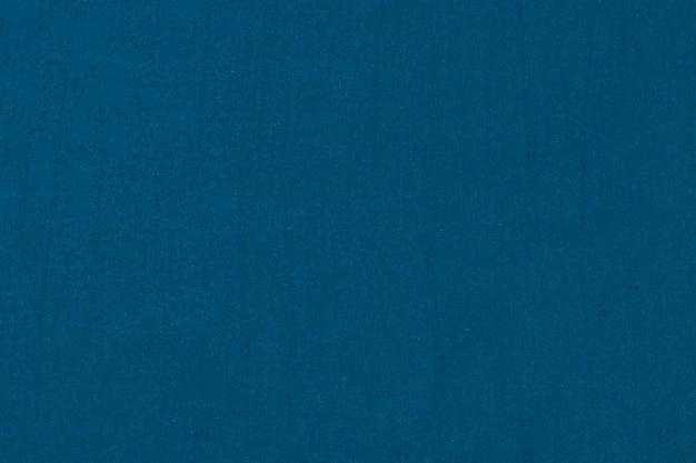 Impressions de bloc de tissu de fond texturé uni bleu indigo