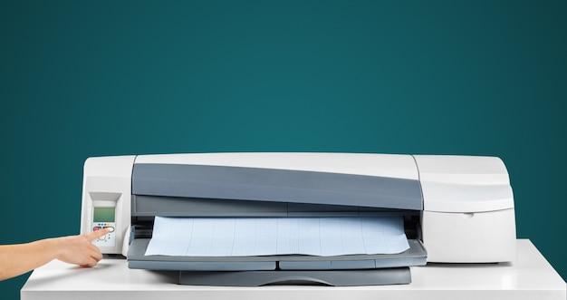 Imprimante, copieur, scanner, table de bureau
