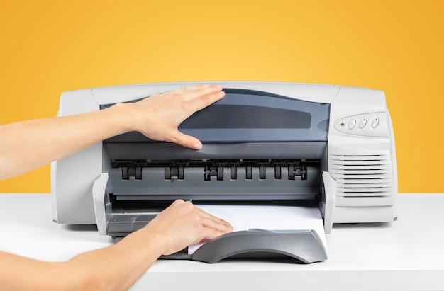 Imprimante copieur