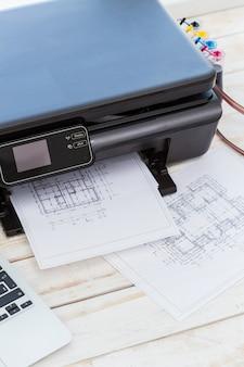 Imprimante et ordinateur