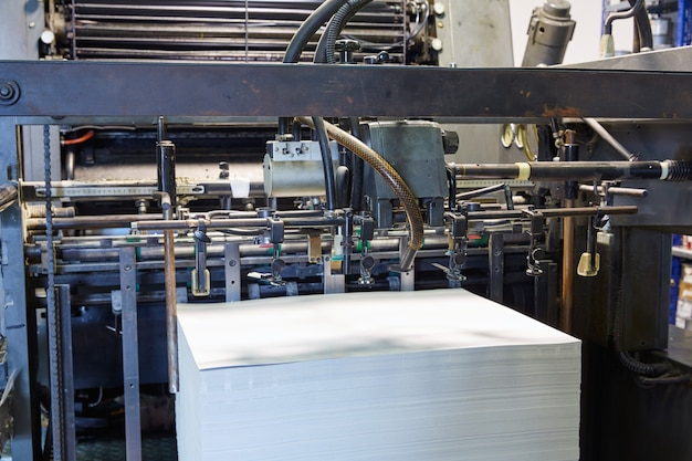 Imprimante rotative d'imprimante