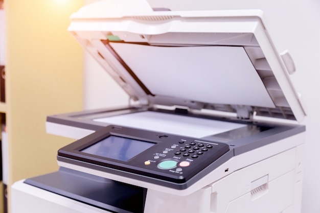 Imprimante scanner bureau laser.