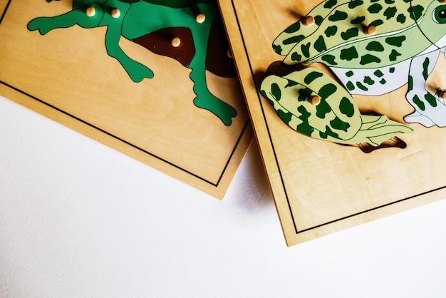 In montessori pédagogie alternative pédagogique matériel spécial