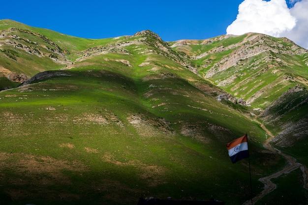 L'inde a une montagne merveilleuse, inde