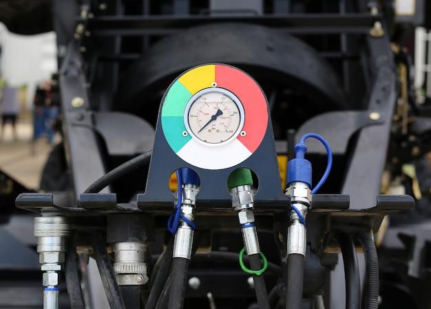 Indicateur de pression industriel