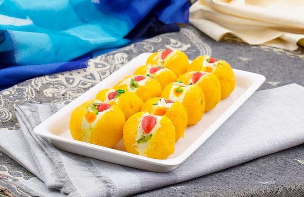 Indien délicieux bengali sweet food