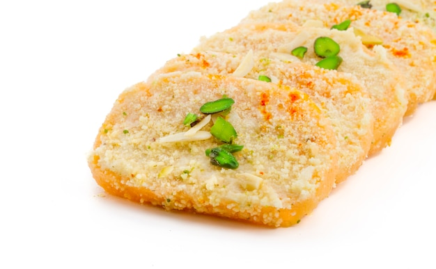 Indien nourriture sucrée sena toas