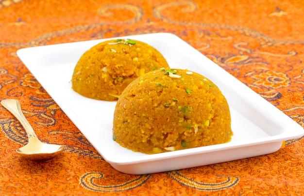 Indien spécial sucré halwa
