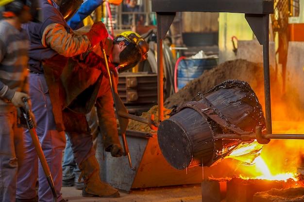 Industrie sidérurgique