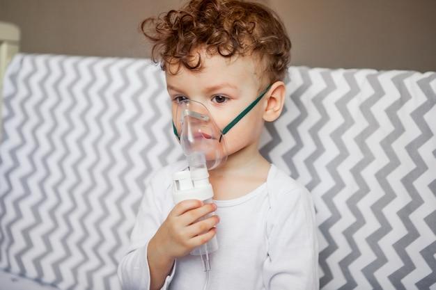 Inhalation des voies respiratoires.