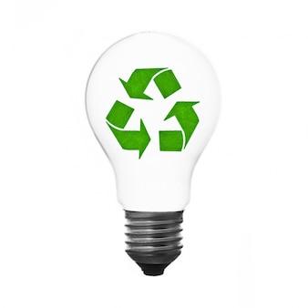 Innovation fluorescente concept blanc électrique