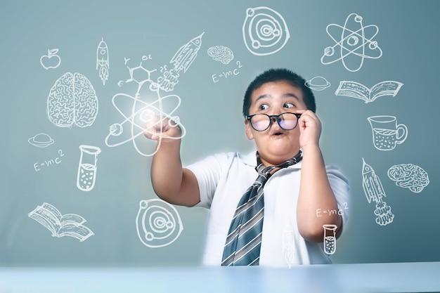 L'inspiration d'apprentissage des enfants