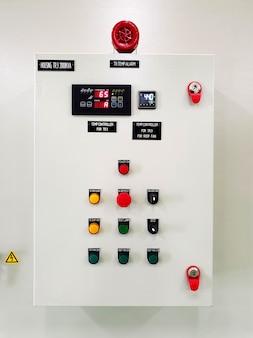 Installation du boîtier de contrôle de la température du transformateur