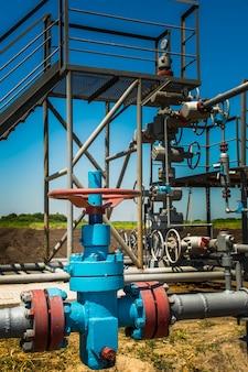 Installation pour gaz de schiste