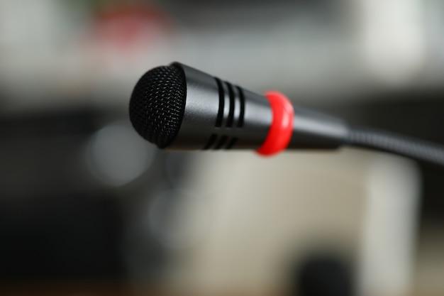 Instrument pour convertir les ondes sonores