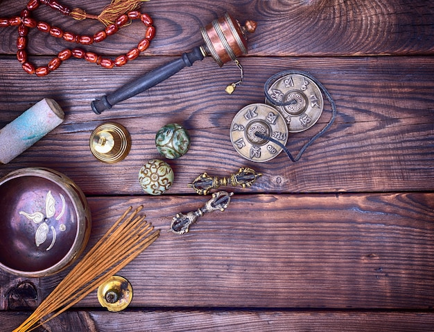 Instruments religieux de musique