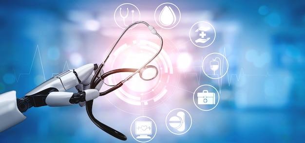 Intelligence artificielle médicale