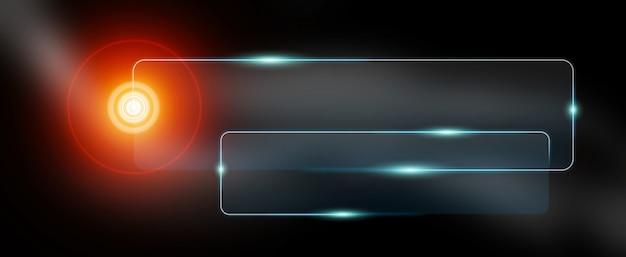 Interface d'adresse tactile numérique
