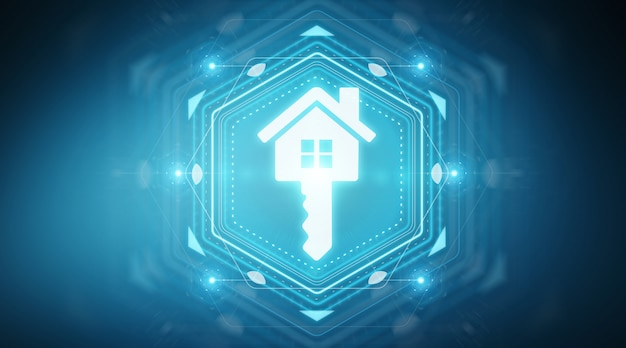 Interface numérique immobilière