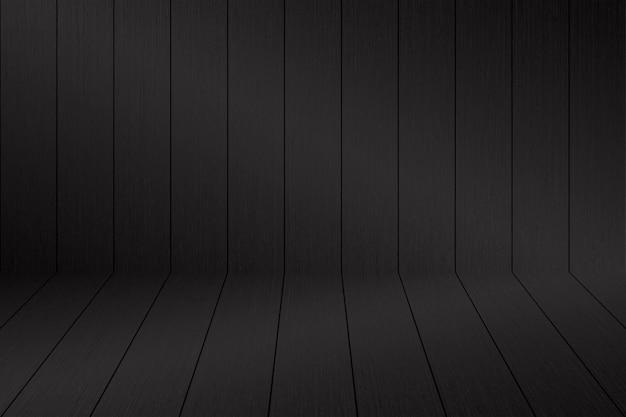 Intérieur en bois vide pour le design