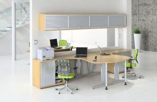 Intérieur d'un bureau