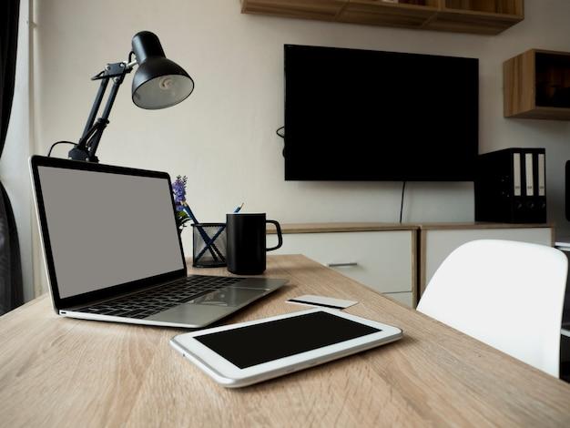L'intérieur du bureau moderne
