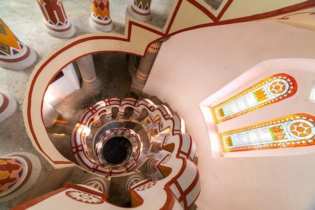 Intérieur du château de bory var à szekesfehervar, hongrie