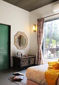 Intérieurs de maison élégants - chambres