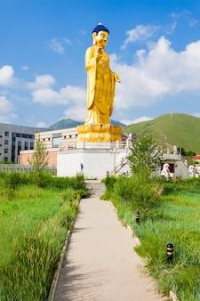 International buddha park, oulan-bator