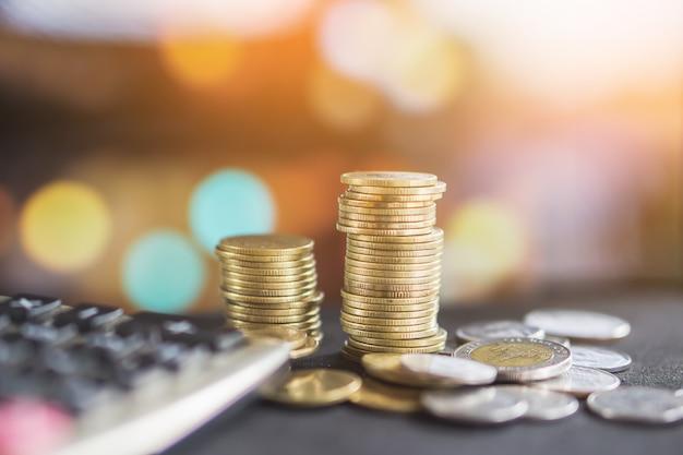 Investissement et économiser de l'argent
