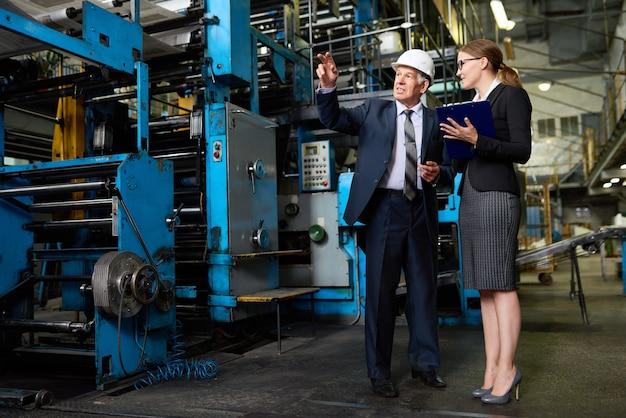 Investisseur senior touring factory