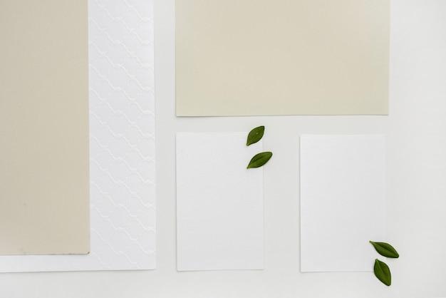 Invitation de mariage minimaliste à plat