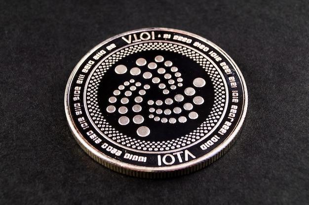 Iota est un moyen d'échange moderne