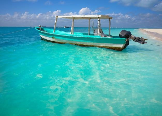 Isla mujeres, île, caraïbes, plage