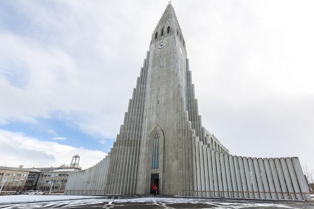 Islande hallgrimskirkja cathédrale