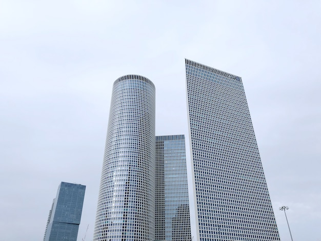 Israël, tel aviv, azrieli tower center