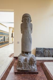 Istanbul, turquie - 07 septembre 2014 : musée d'archéologie d'istanbul le 07 septembre 2014 à istanbul, turquie