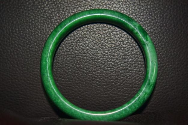 Jade bracelet vert jade